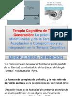 Presentación Terapia Cognitiva de Tercera Generación 23 abril 2014.ppt