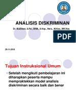 Analisis Diskriminan (DR.BUDIMAN).ppt