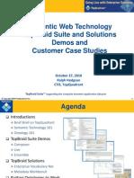 TQ TBS Semantic Web Adoption  (aRH-v4)