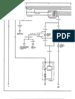 90-93 Integra WiringScribd