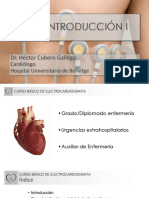Curso de electrocardiografía básica