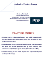 Fracture Mechanics of Concrete-Fracture Energy (2)
