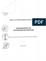 Directiva-FACTIBILIDAD