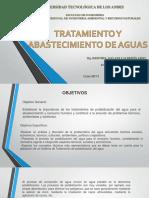 Clase 1-Tratamiento y Abastecimiento de Agua.pptx