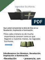 Las Sagradas Escrituras. 2019. Alberto. Guillen.