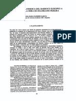 La literatura jurídica del barroco europeo a través de la obra de Solorzano Pereira