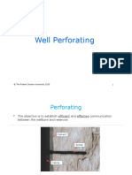 2 Well Perforating Slides - 22nd November 2015