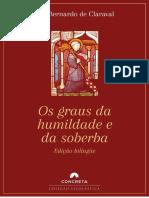 ISSUU_Os Graus Da Humildade e Da Soberba - S Bernardo de Claraval