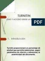 Capacitación - TURNITIN - Lic . Rosa Linda Grados - Fin