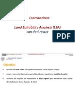 Exe LSA Geodesign LAB 2019