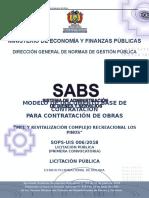 Proyecto de Losetas Domingo Savio