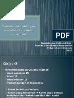 02 sejarah perkembangan surveilans kesmas 2016.ppt