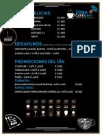 menu cafe 1
