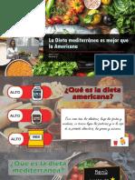 Dieta Mediterráneasfdf
