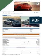 Porsche 911 GT2 RS (2017) _ Precio y Ficha Técnica - Km77