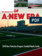 2018 NPHS Football Media Guide