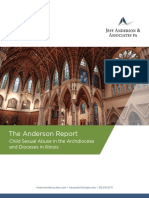 Child Sexual Abuse in the Archdiocese and Dioceses in Illinois
