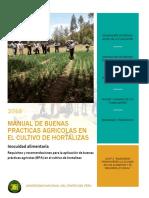 Manual de Buenas Agricolas