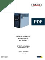 Air Dryer Smart Cycle Plus (2010 Manual)