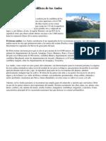 Importancia de la Cordillera de los.docx