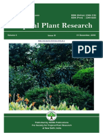 Volume 5, Issue 3 (2018) Tropical Plant Research