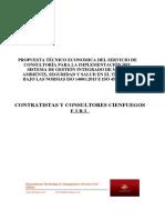 IMMA-CON-084 Rev. 01 Contrat y Consul Cienfuegos
