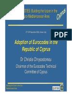 PRE - Adoption of Eurocodes in Cyprus - C.Chrysostomou - CP - EC-Mediter - 2006 - 0044.pdf