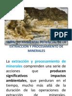 Problemas Ambientales Mineria