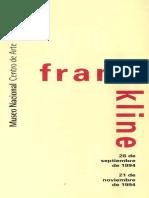 Franz Kline - estudiandolo
