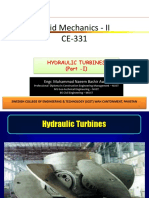 Hydraulic Turbines (Part - I)