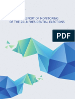 ISFED - Final Report of Monitoring of the 2018 Presidential Elections