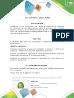 Guia Para virtual plant