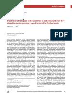 Damman-Piek2019 Article TreatmentStrategiesAndOutcomes