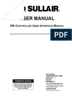 02250165-41 WS Controller User Interface Manual Rev 01