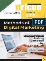 Methods of Digital MKT