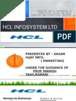 Hcl Info System Ltd