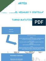 EXPOSICION  ARTES CTE. MIGUEL HIDALGO Y COSTILLA.odp