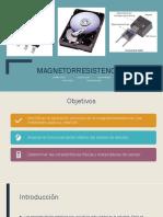 Expo Sensores Magnetorresistores Final