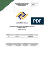 OPER PR 025 Proced Conformacion Nivelacion Material Granular Rev1