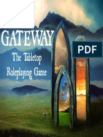 Gateway The d20 Role-playing Game