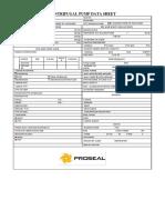 Formato Data Sheet
