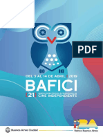 [21]Bafici _ Catálogo