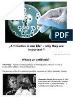 Antibiotics - Filip Pawłowicz.pptx
