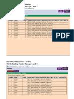 TOEFL Sentences Practice_Passage 1 and 2