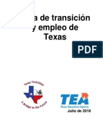 2018 texas transition and employment guide spn