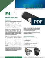 f4 Plasma Spray Gun