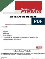 1. Sistemas de Medidas