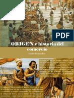Camilo Ibrahim Issa - Origen e Historia Del Comercio