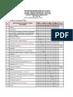 Física Mecánica Pensum H - Plan de Trabajo 2017