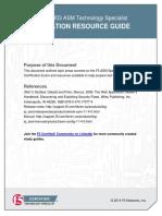 F5 ASMTechSpec 303 StudyGuide r3